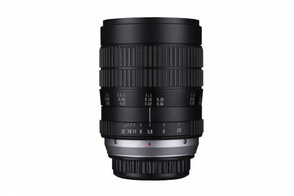 Laowa 60mm Ultra-Macro Lens